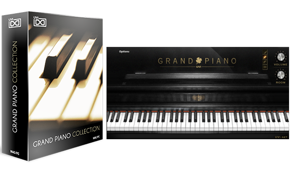 Review: UVI Grand Piano Collection - musictrack