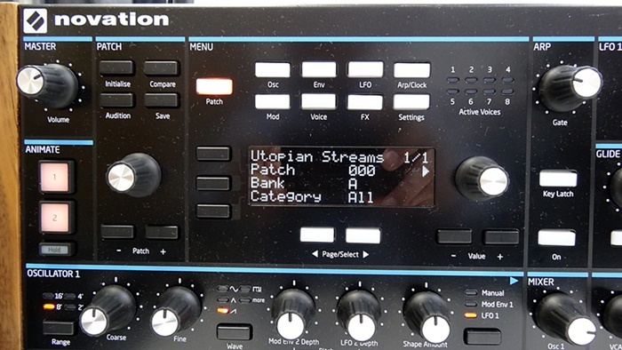 Review: Novation Peak - musictrack